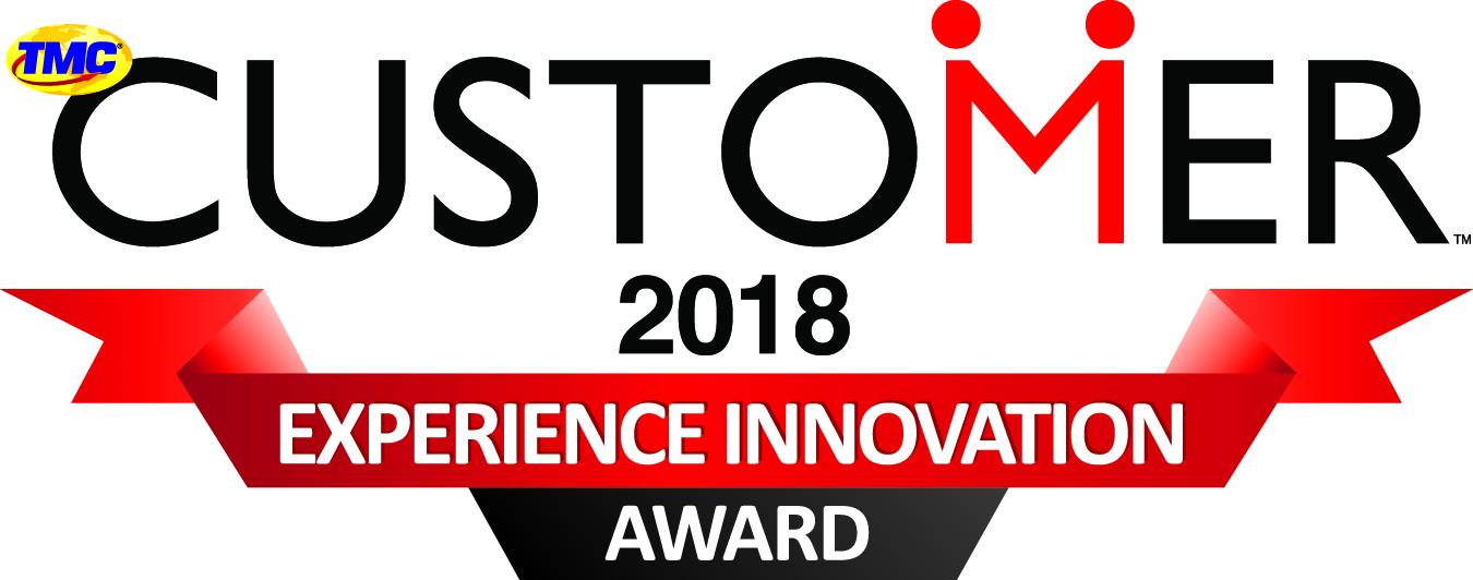 TMC Customer Innovation Award