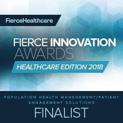 Fierce Innovation Award – Healthcare Edition 2018