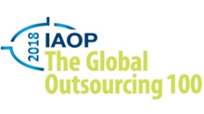 Leader in Global Outsourcing 100