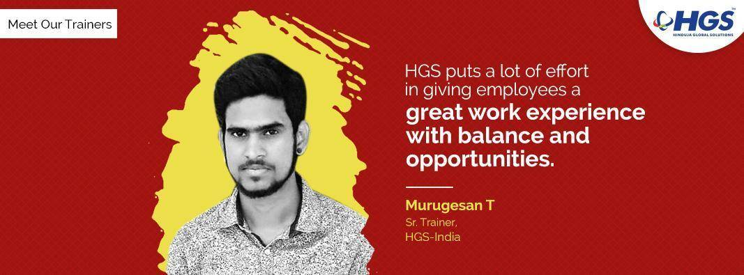 Opportunities at HGS