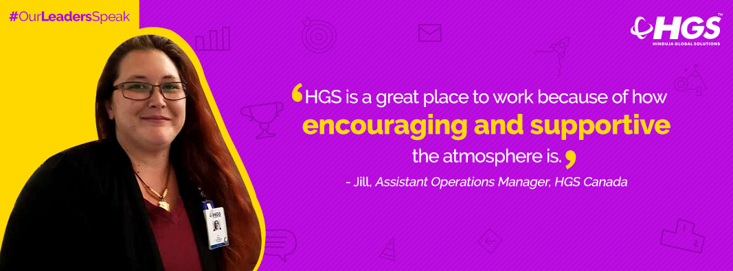 Our Leaders Speak: Jill